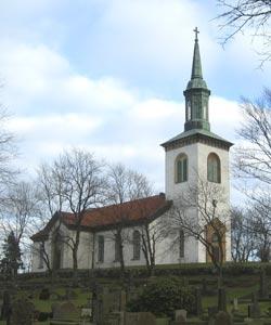 Ytterby kirke
