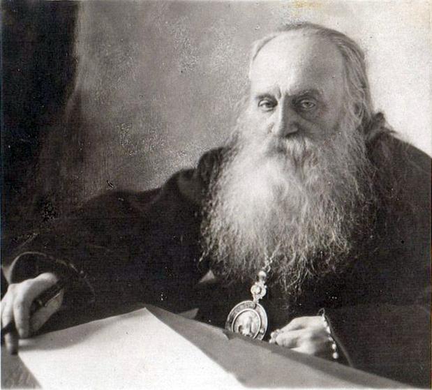 Митрополит Антоній (в миру Алєксєй (Олексій) Павлович Храповицький