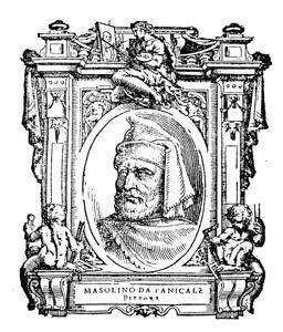 Masolino da Panicale Italian painter between Late Gothic and Renaissance