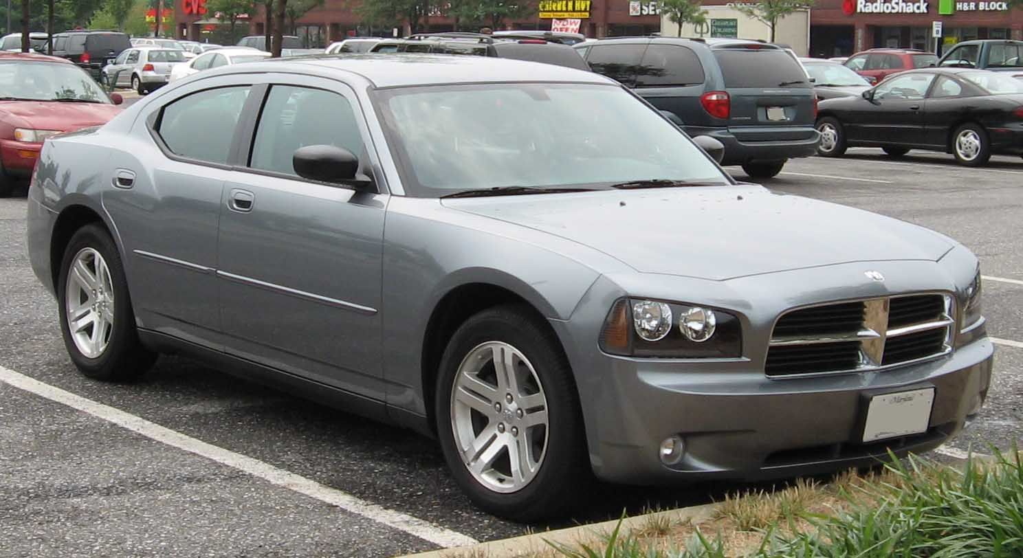 Dodge Charger Lx Wikipedia