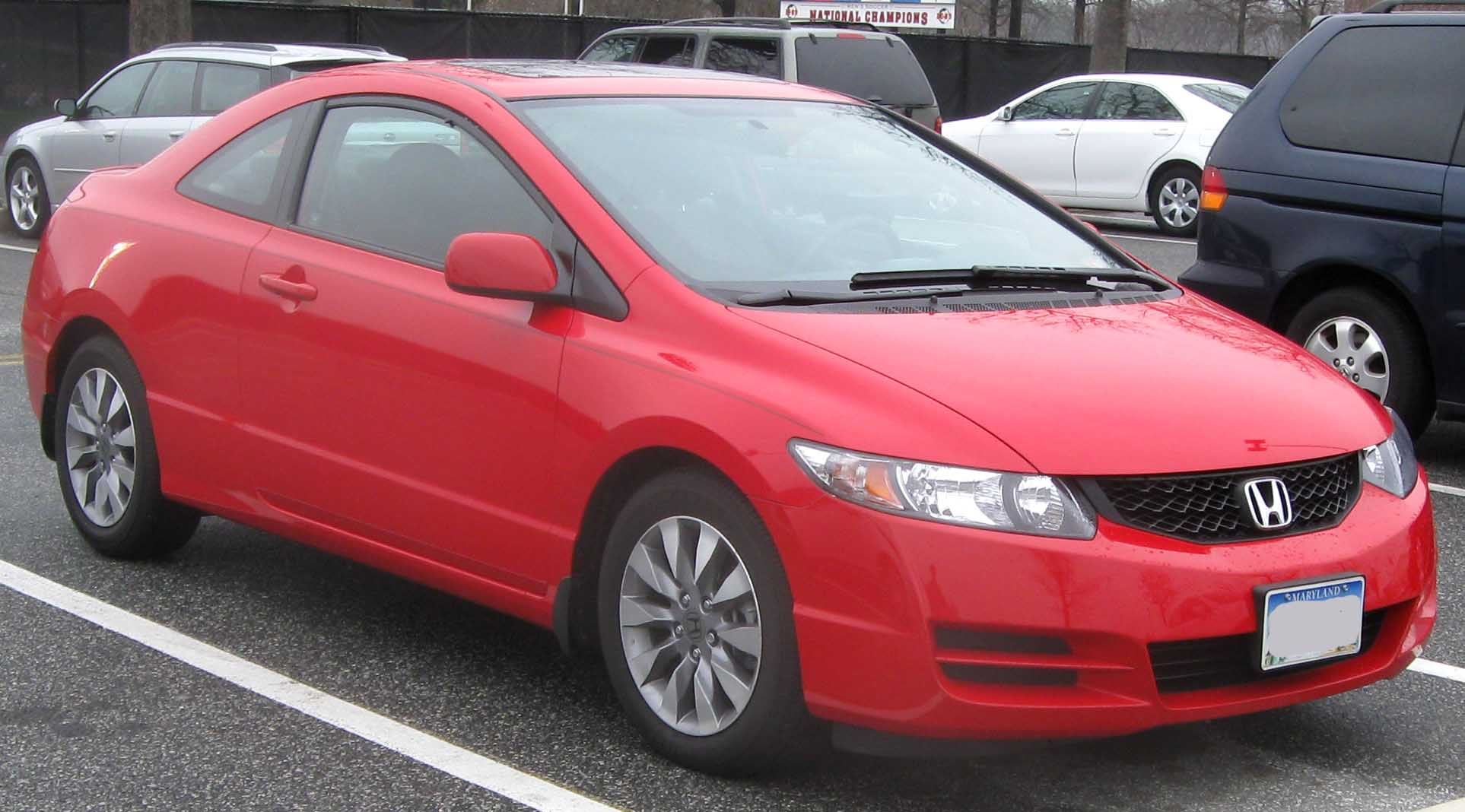 File:09 Honda Civic EX Coupe