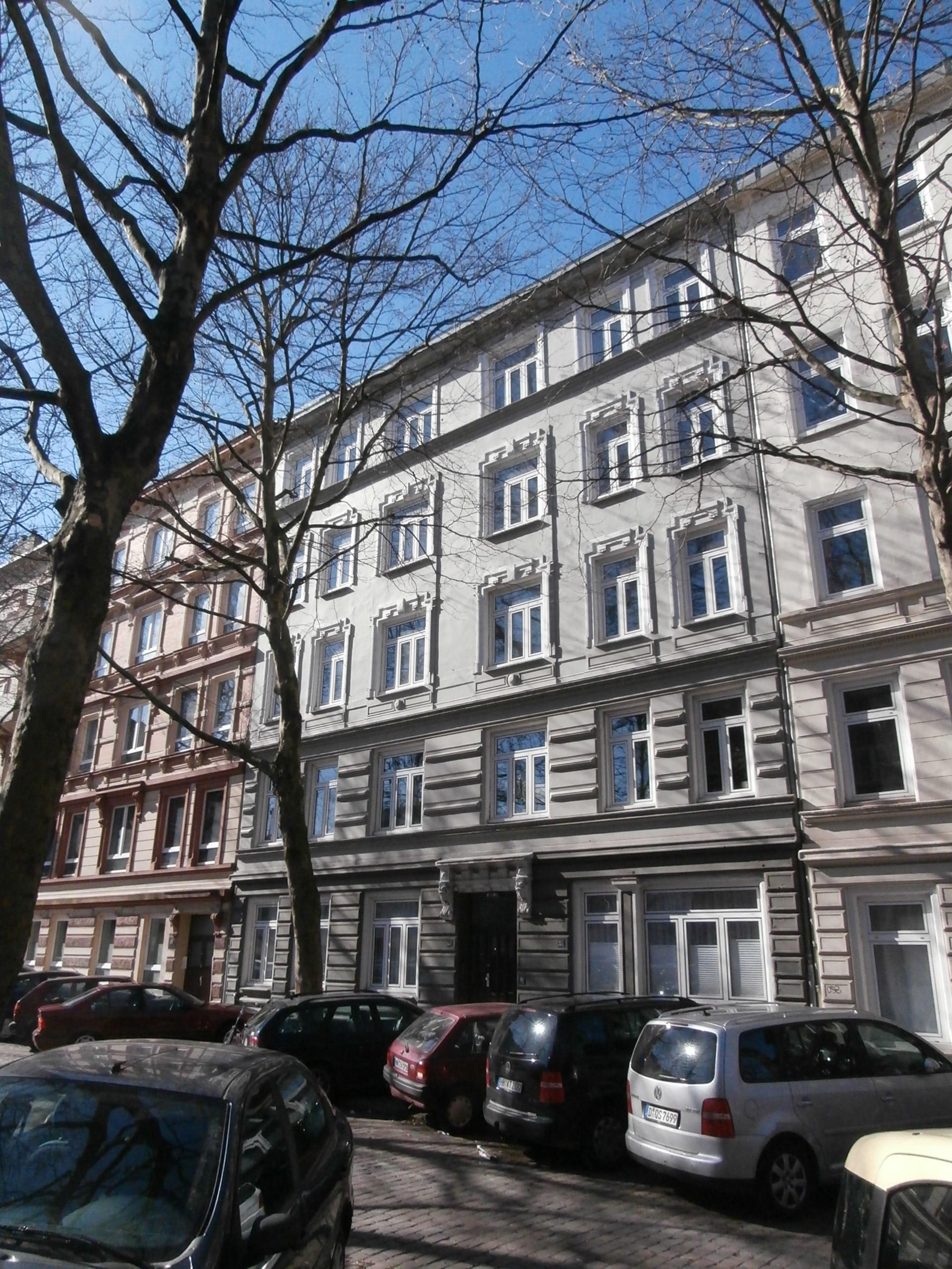 Suttnerstraße Hamburg