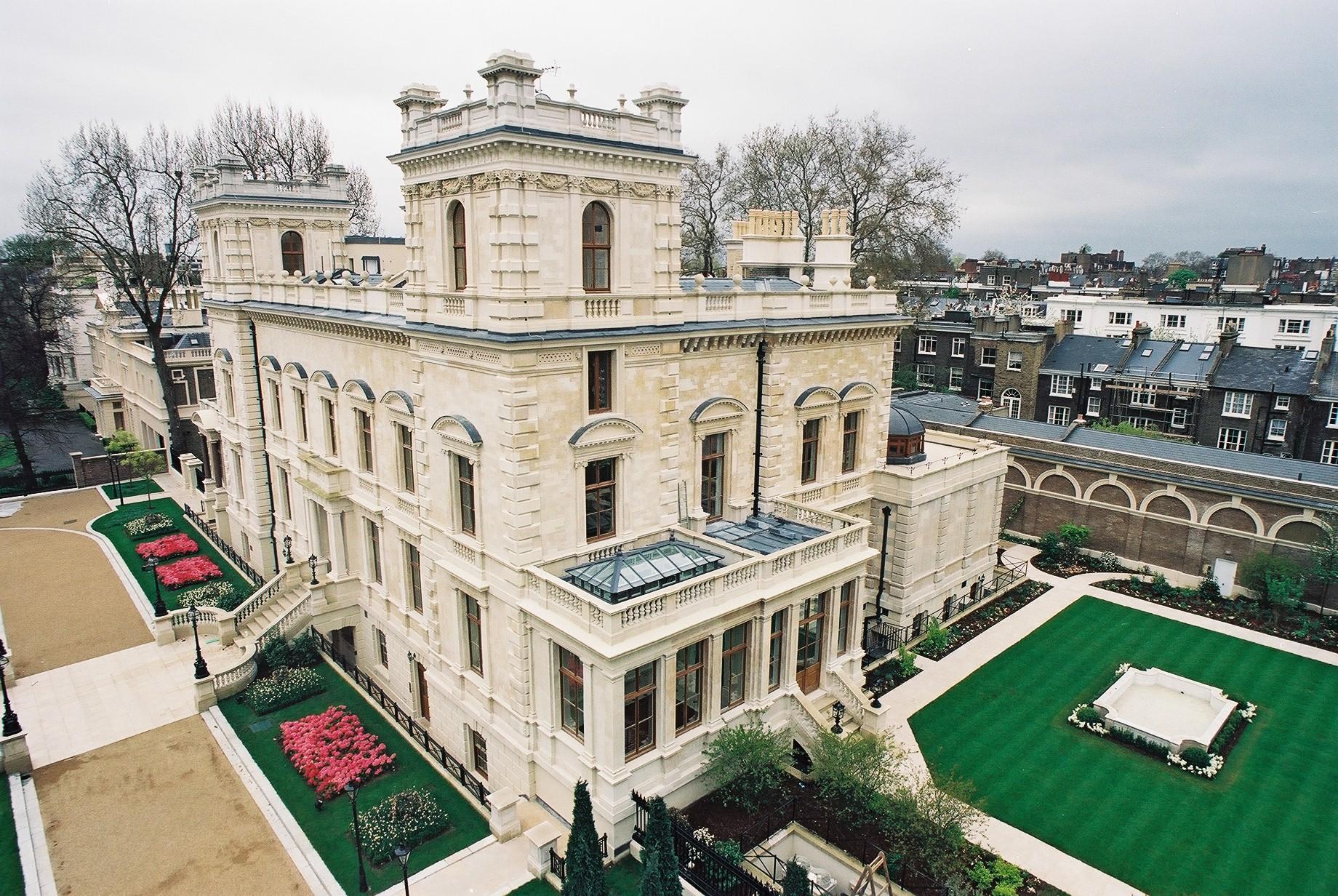 File 18 19 Kensington Palace Gardens