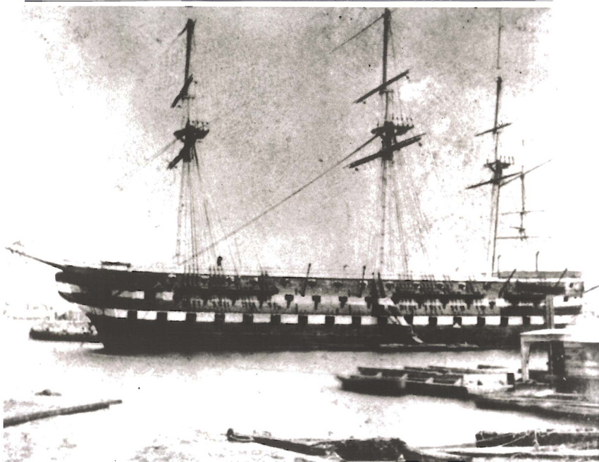 warships of the civil war navies