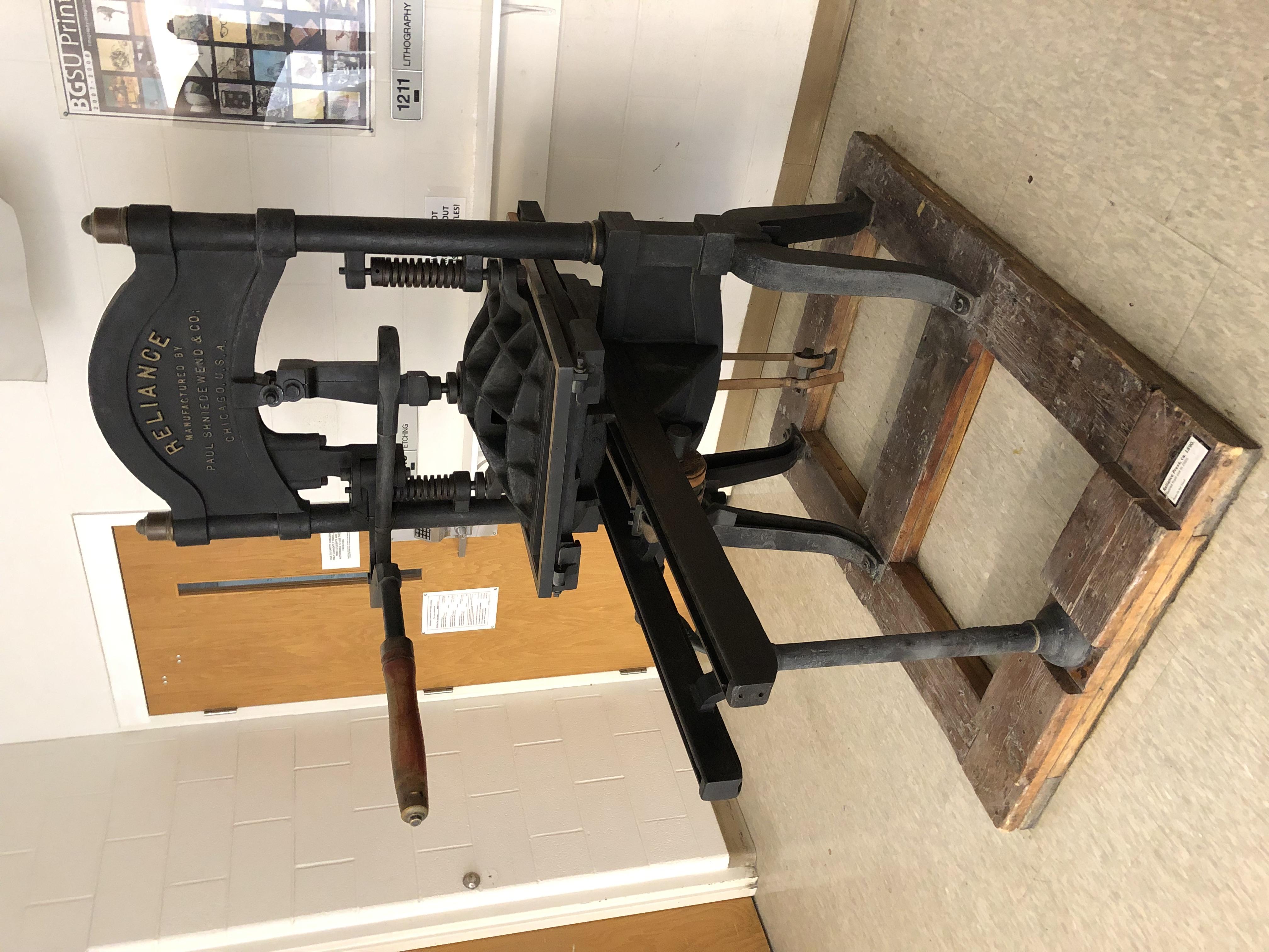 Printing press - Wikiwand