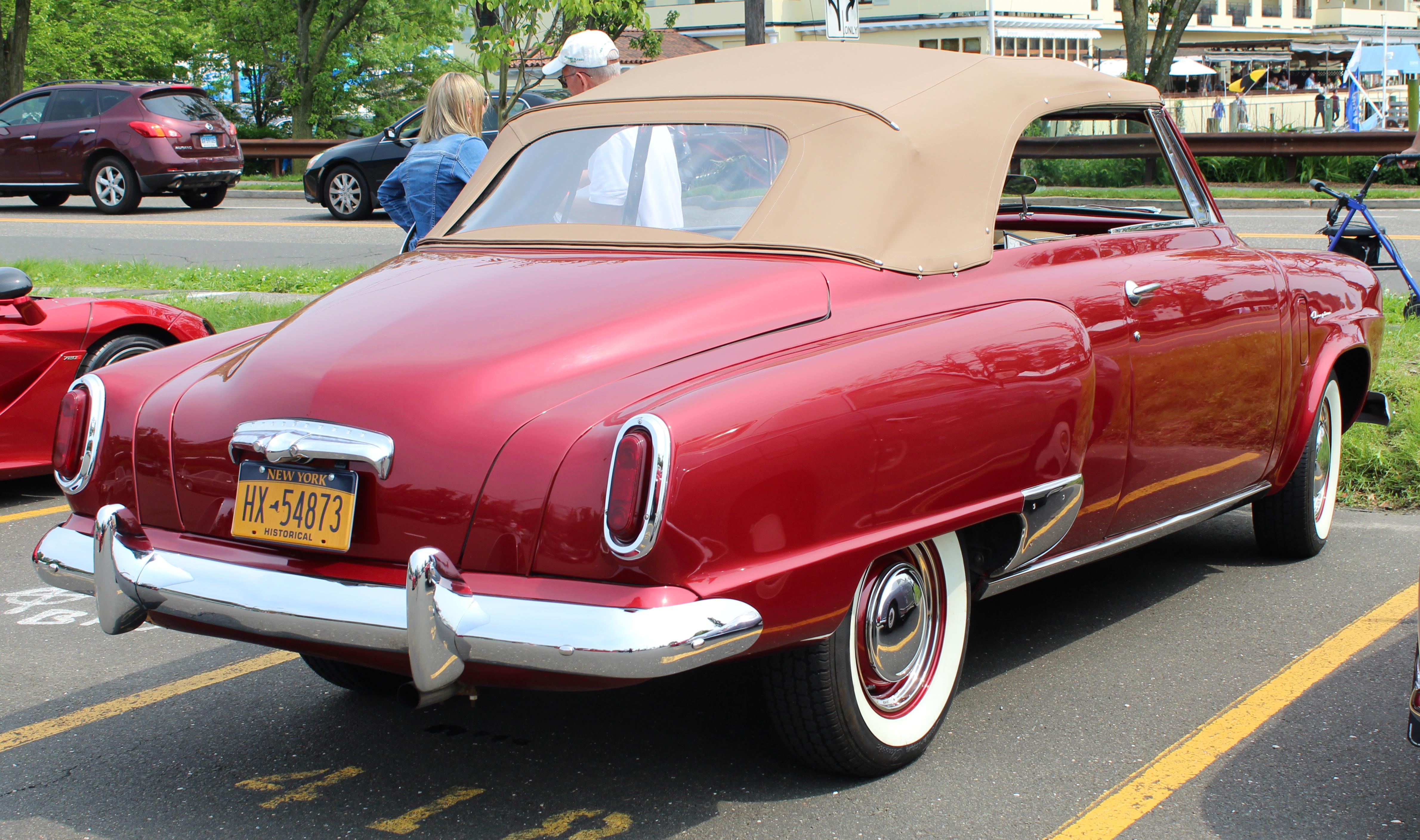1950_Studebaker_Champion_Convertible_rea