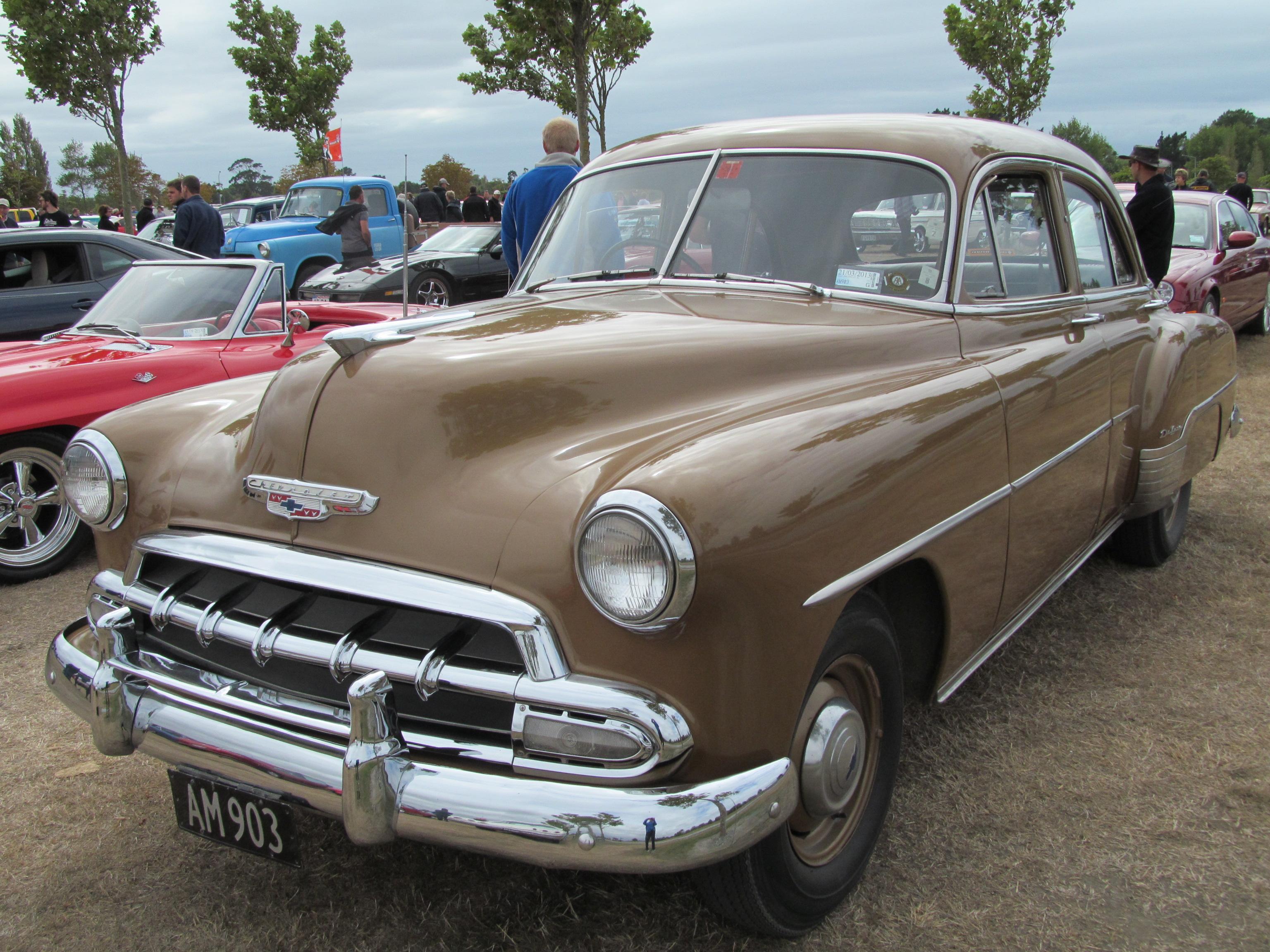 File 1952 Chevrolet Styleline 8547084953 Jpg Wikimedia