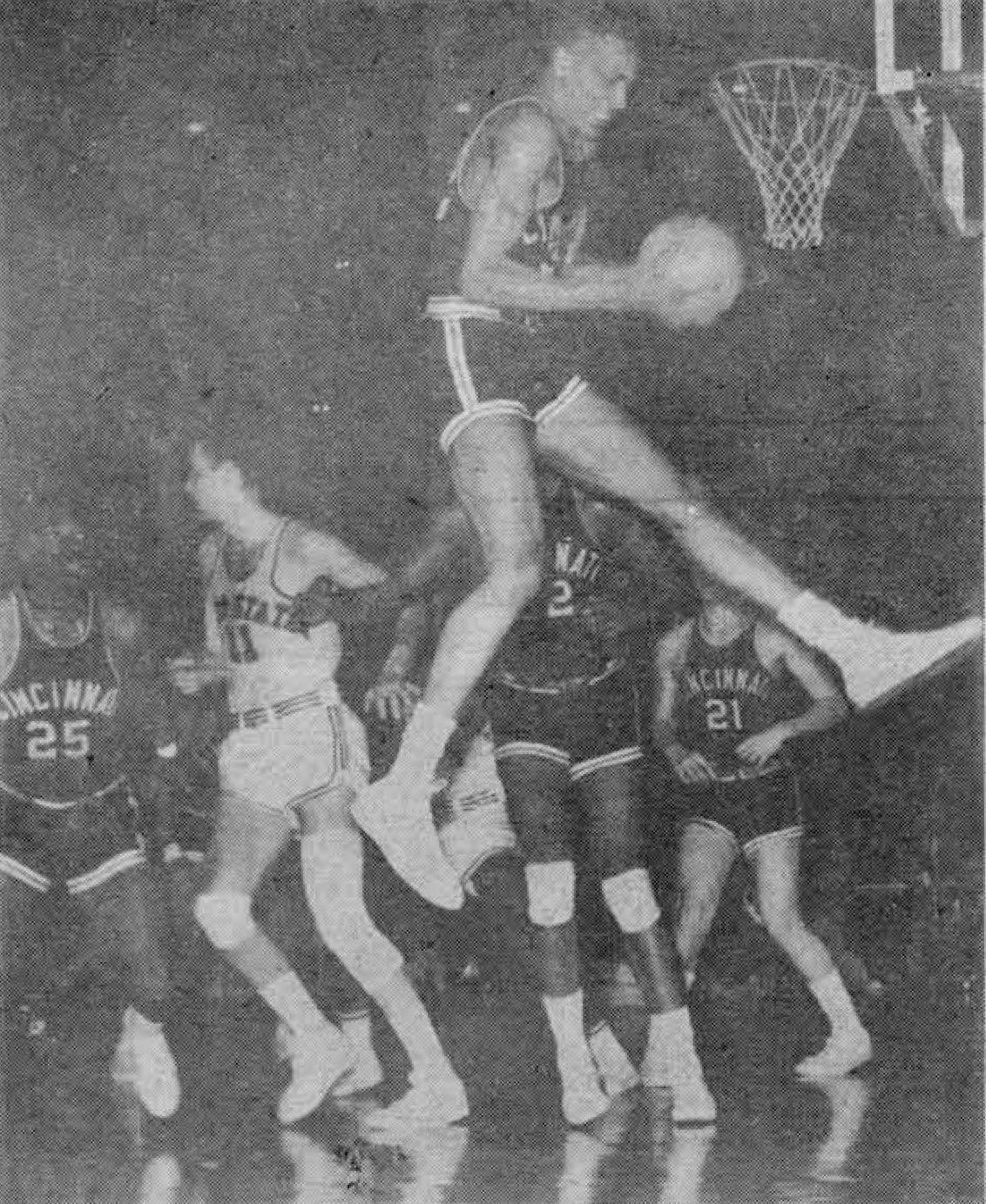 George Wilson Basketball Born 1942 Wikipedia