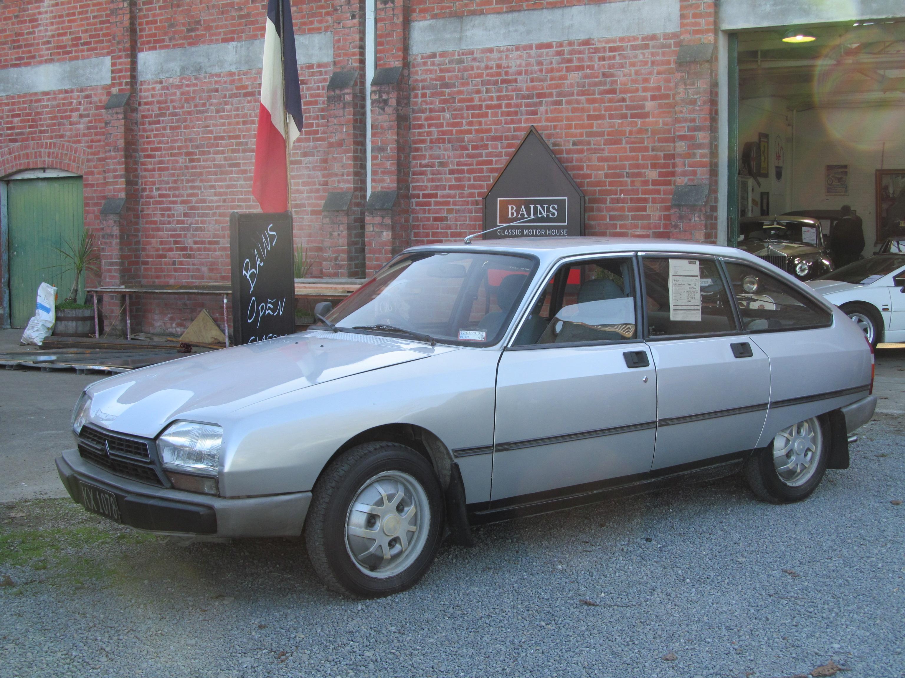 ситроен 1982