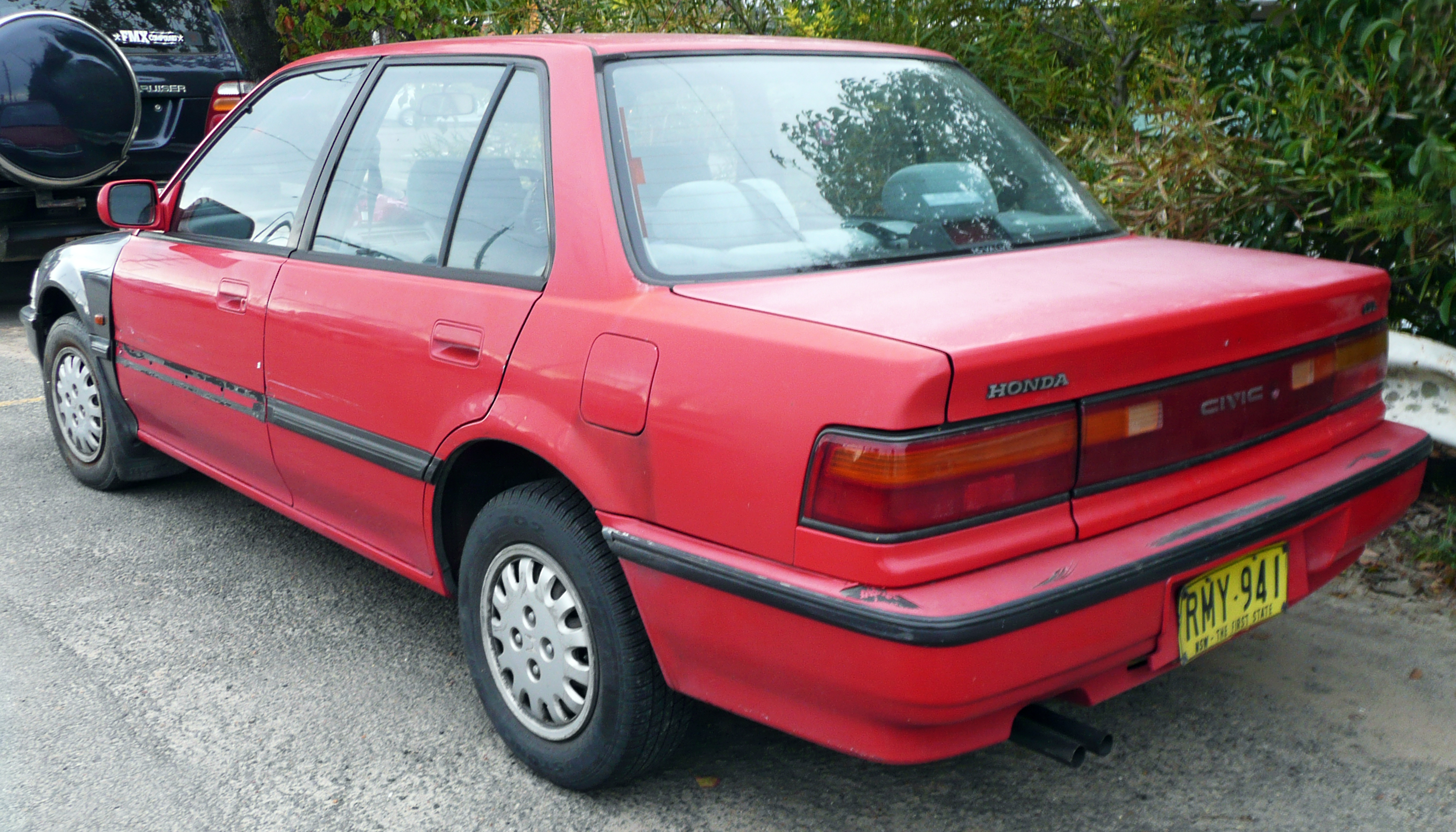 Kekurangan Honda Civic 89 Spesifikasi