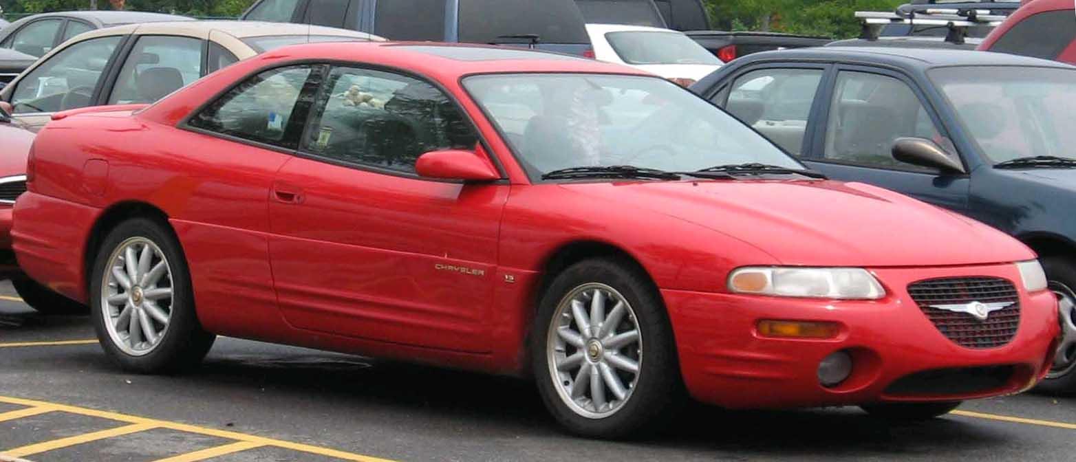 Chrysler Sebring Coupe (1995-2000)