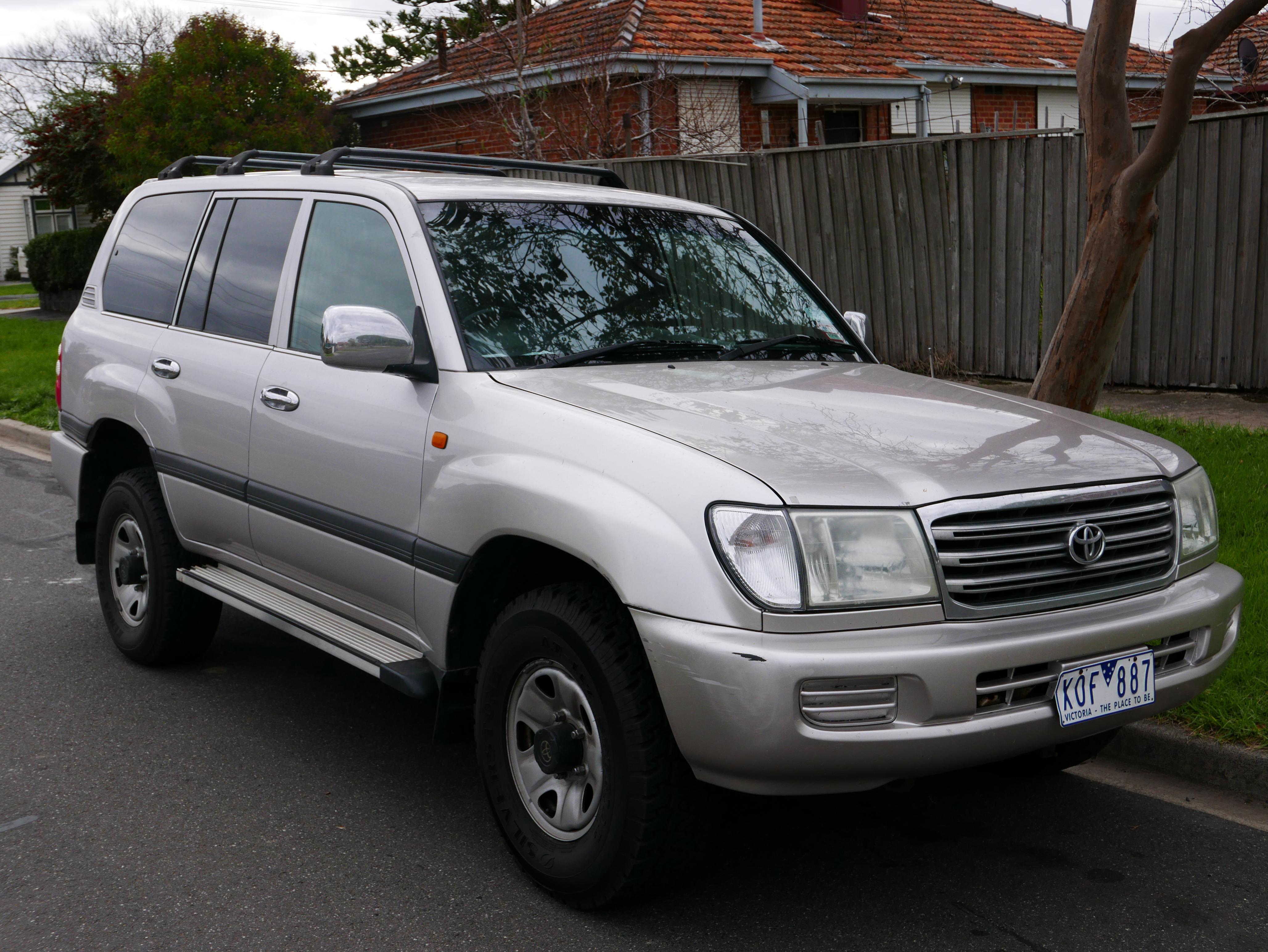 Kelebihan Kekurangan Toyota Land Cruiser 2004 Spesifikasi