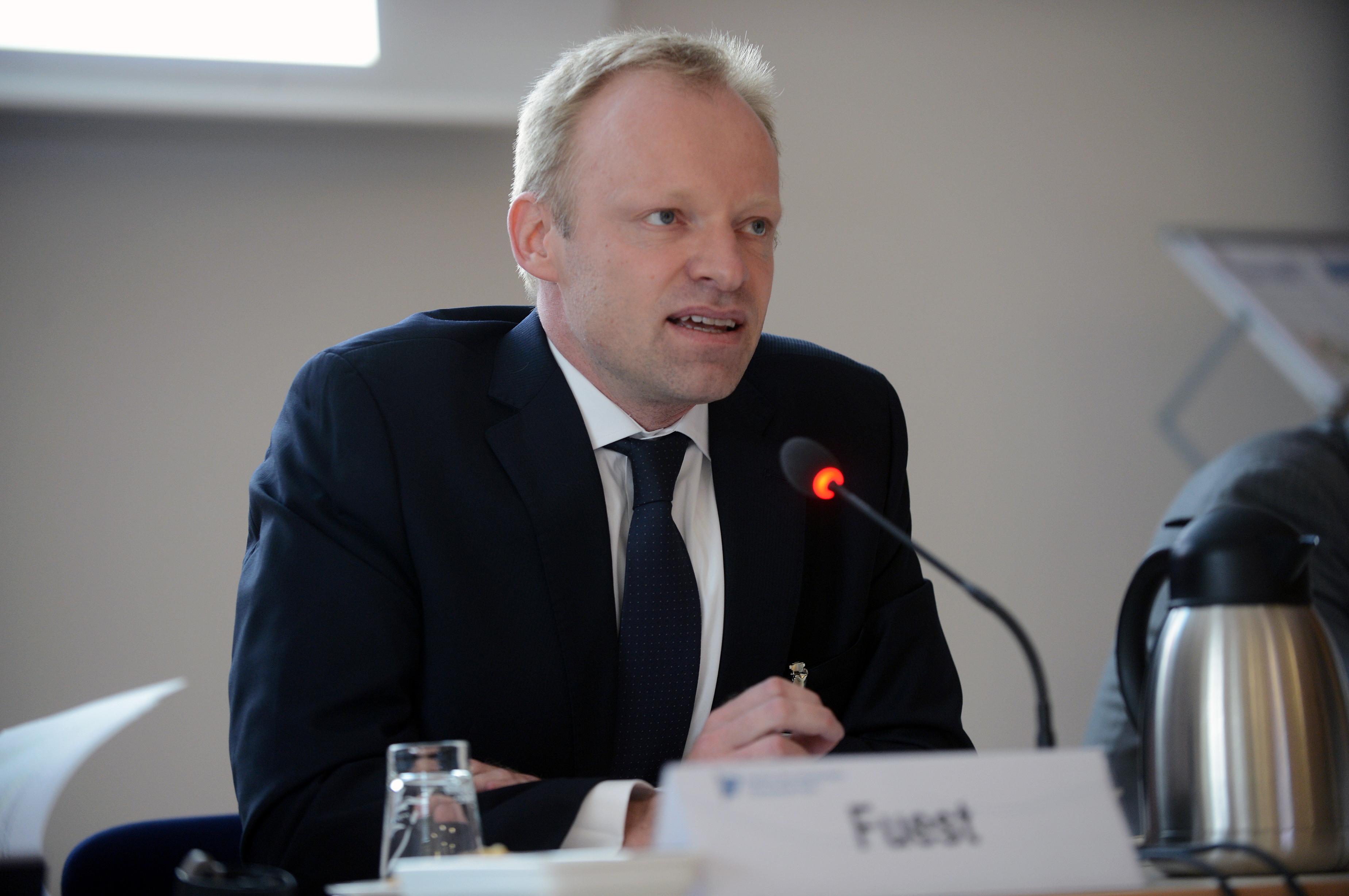 Clemens Fuest (2012)
