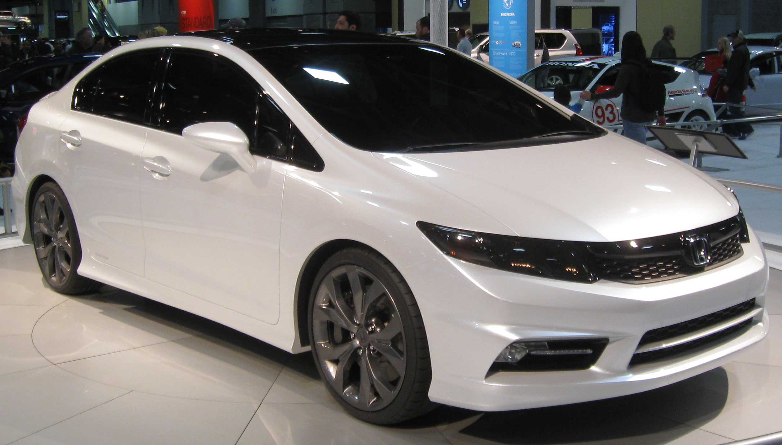 Honda Civic Custom 2012 Www Pixshark Com Images