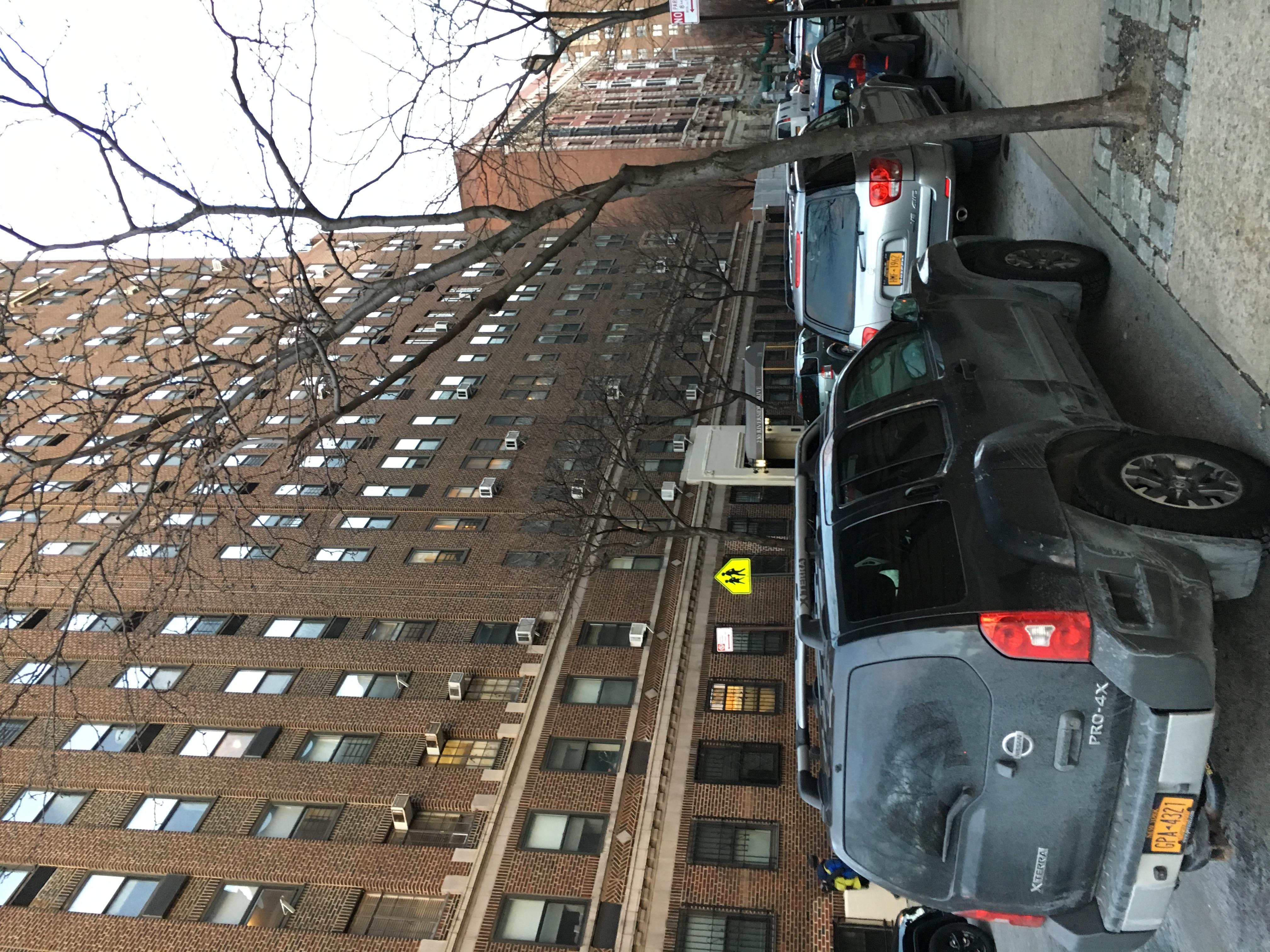 File230 Riverside Drive Entrance On 95th Street Upper West Side