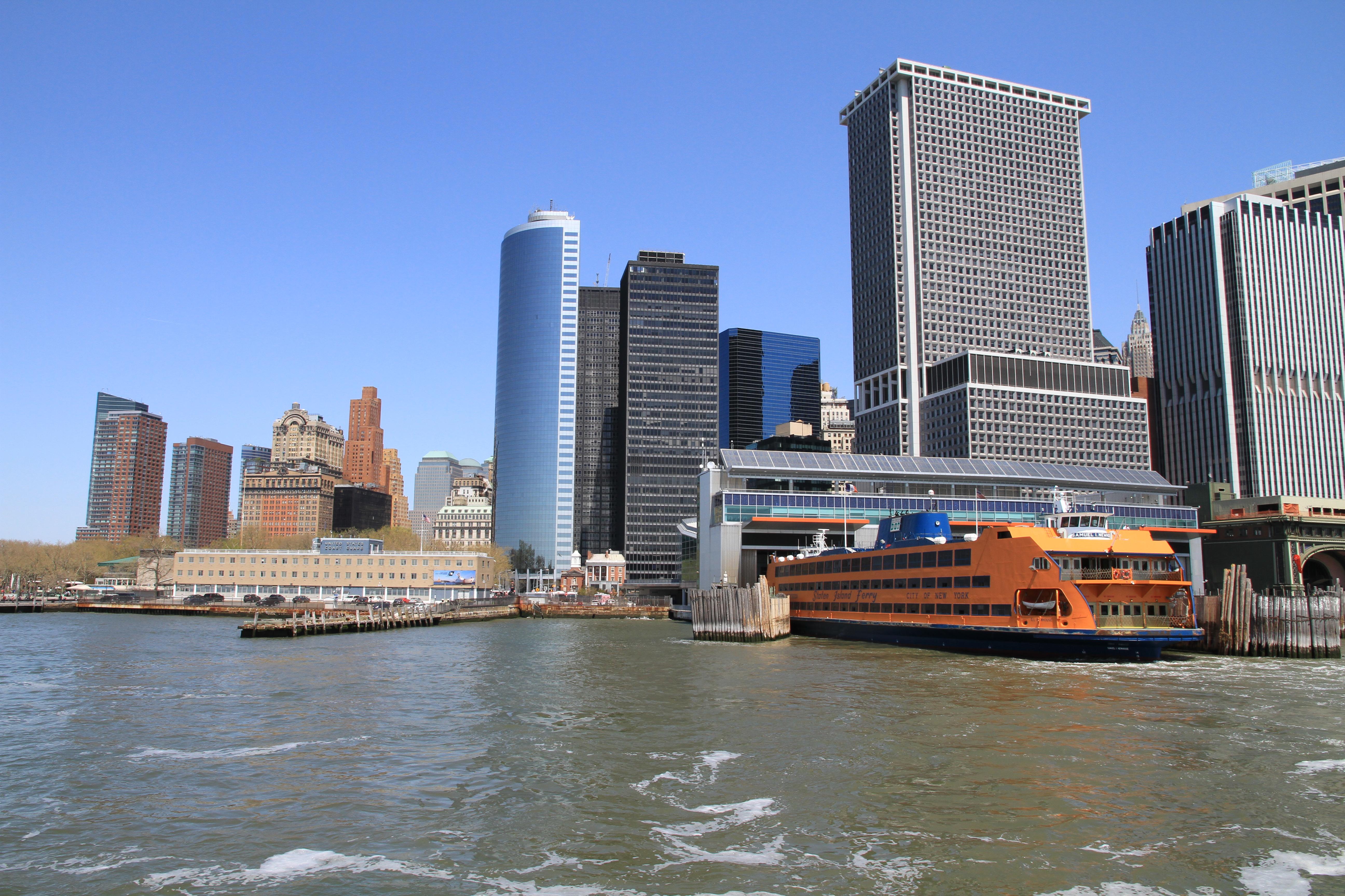 Staten Island Manhattan Distance