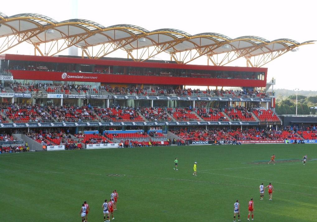 Australian rules football in Queensland - Wikipedia
