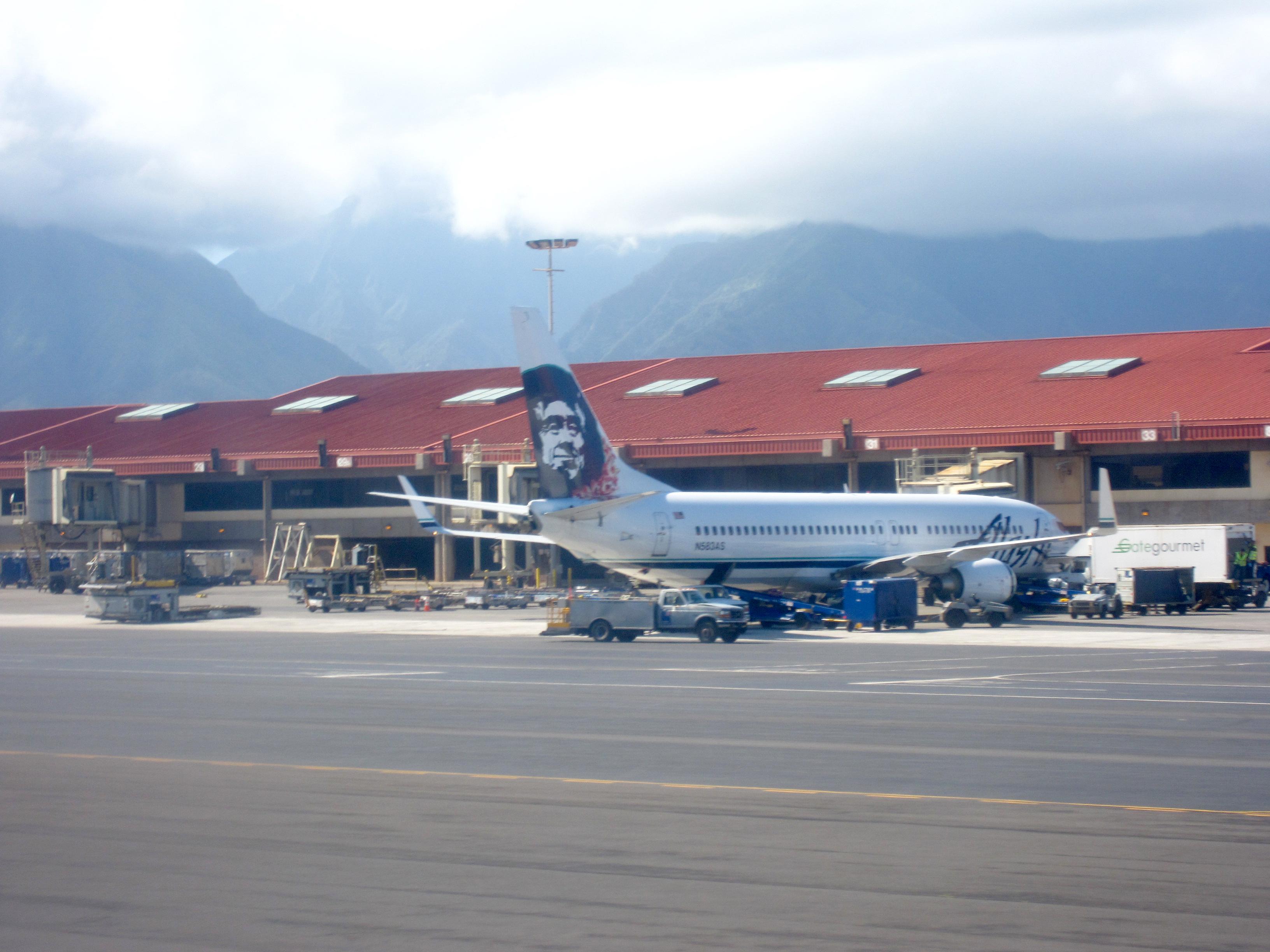 Alamo Car Rental Maui Airport
