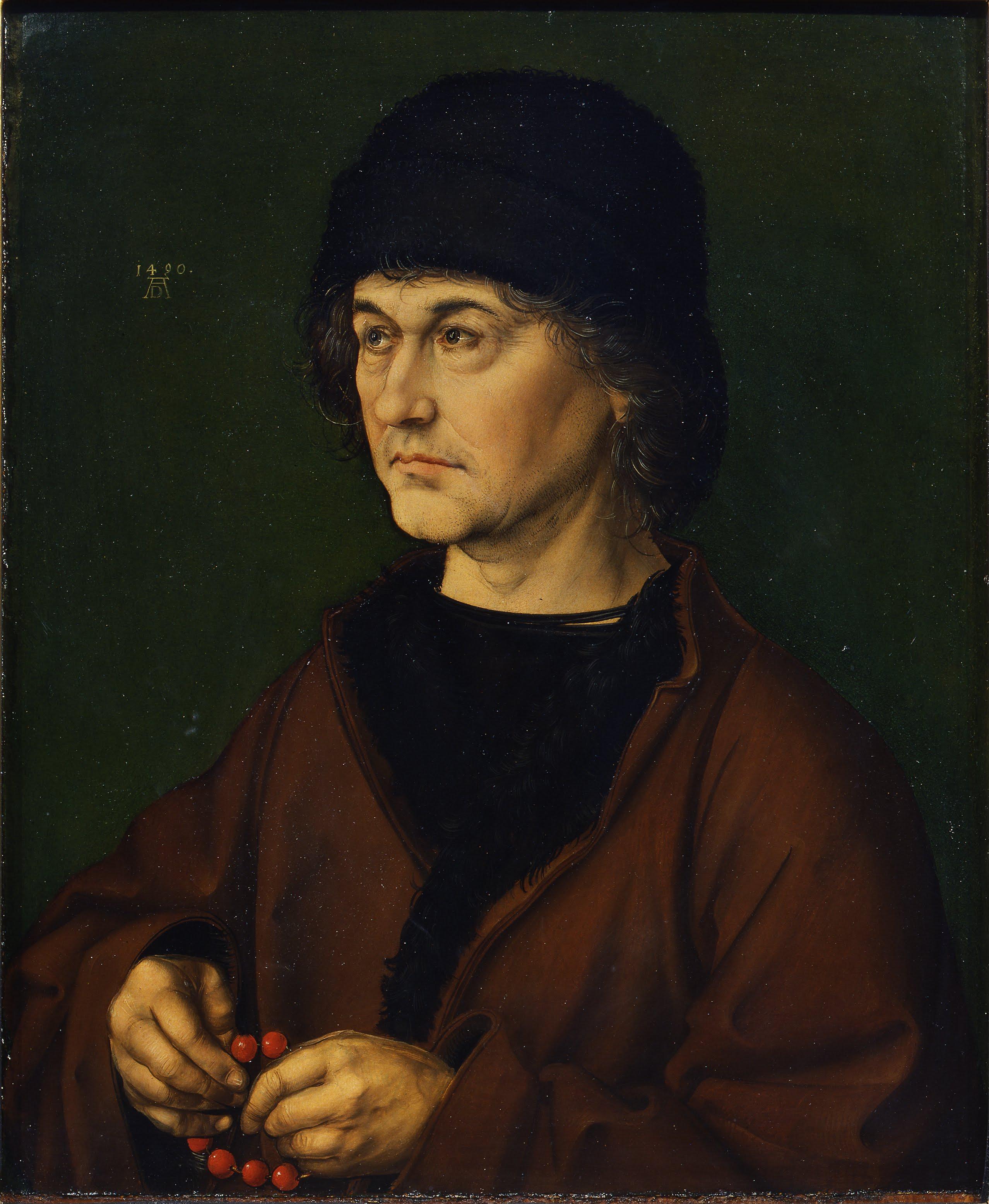 Albrecht Dürer - Ritratto del padre - Google Art Project.jpg 029162756754