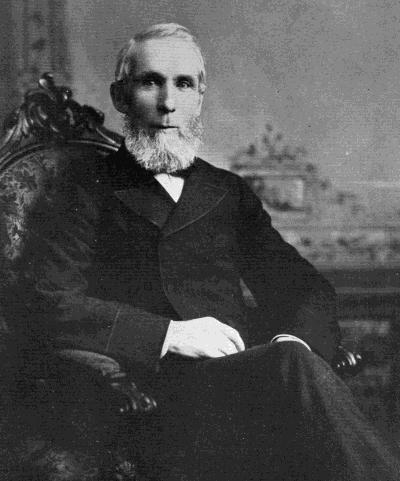 Alexander Mackenzie (politician)