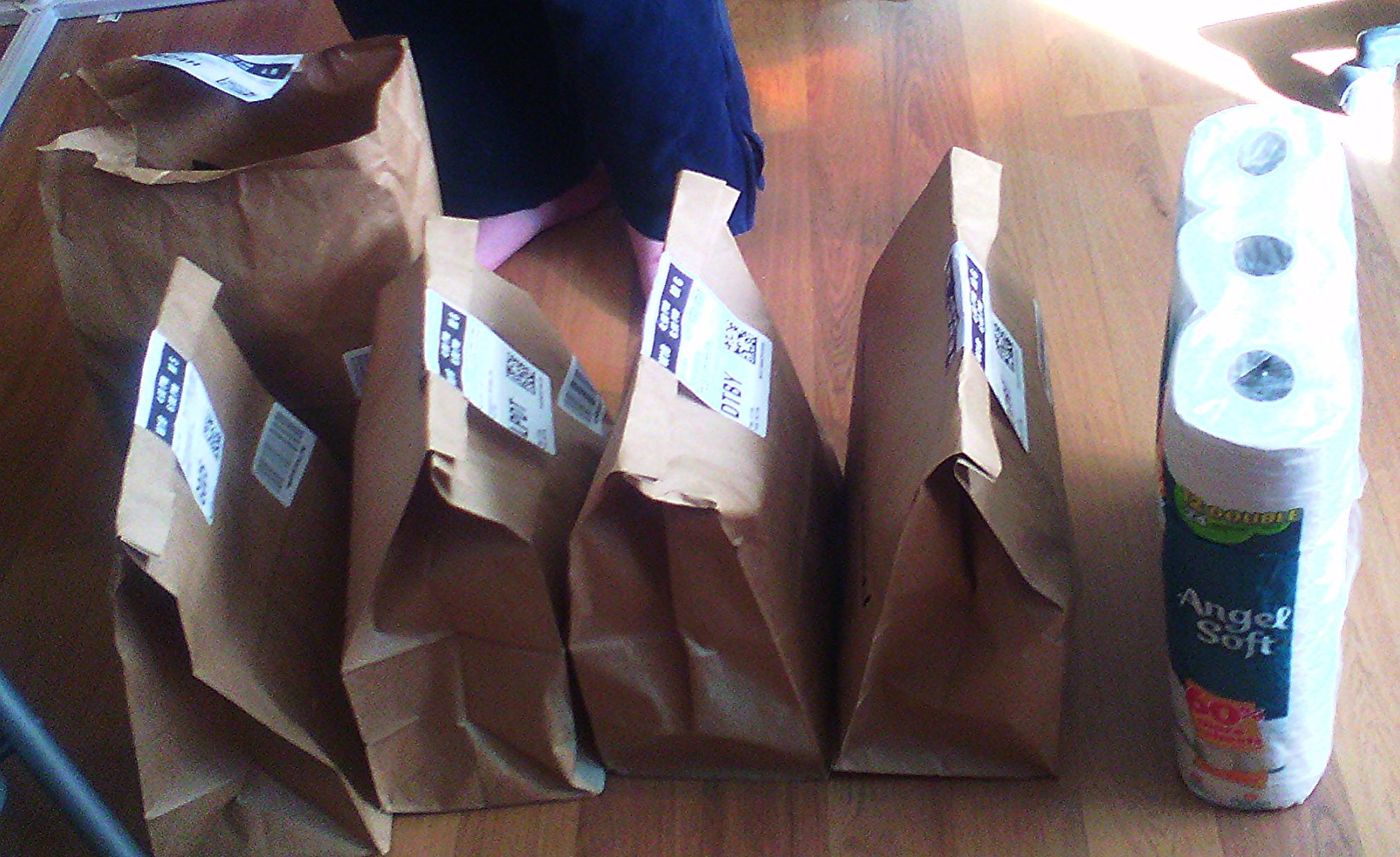 Service de livraison à domicile Amazon Prime