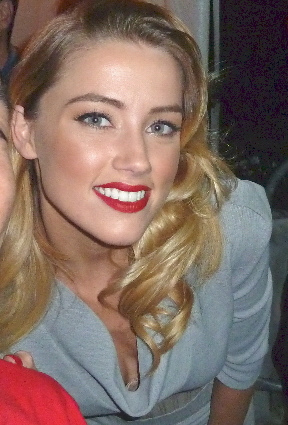 Amber heard wikipedia agree, this