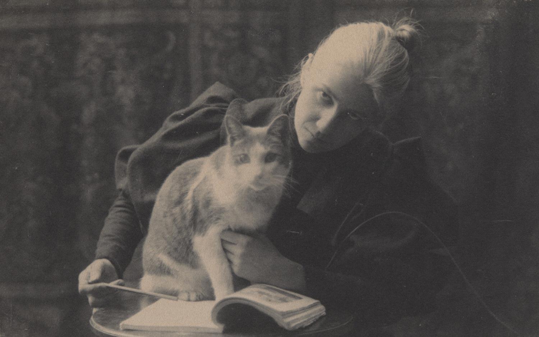 Image of Amelia C. Van Buren from Wikidata