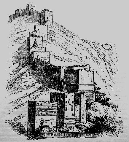 Городские стены — Википедия