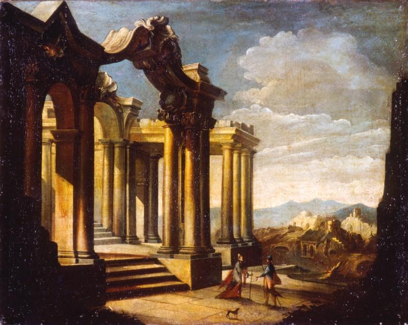 Capriccio of Architectural Forms