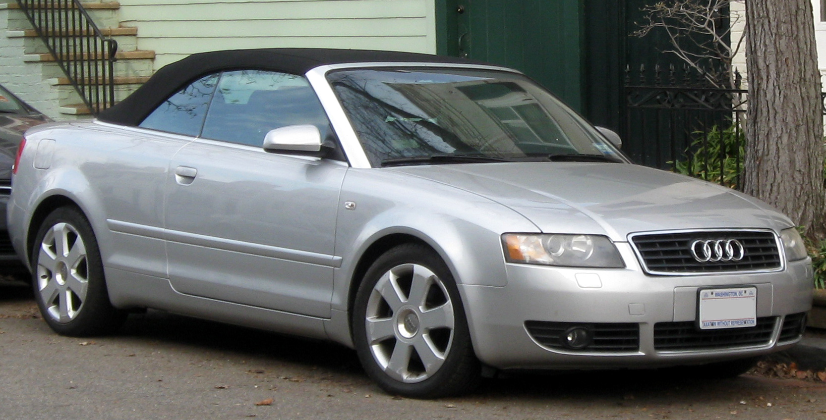 Audi A Convertible Car Cover
