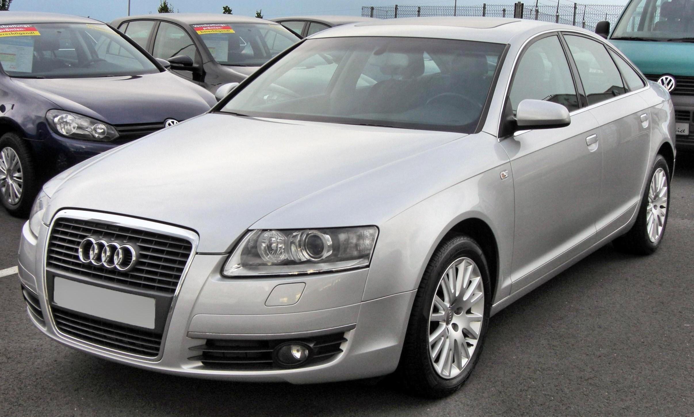 Audi A6 – wolna encyklopedia