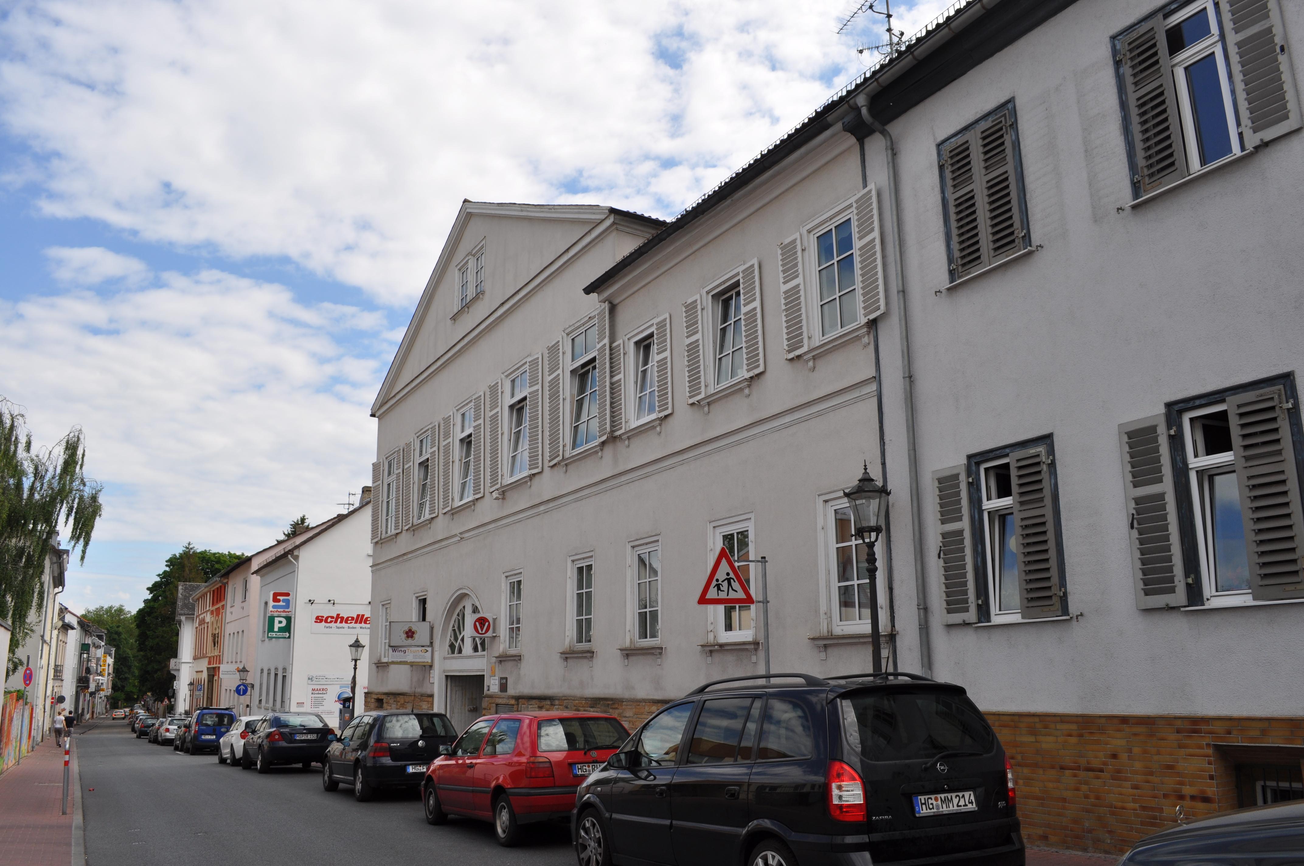 Farben Scheller Bad Homburg.Datei Bad Homburg Elisabethenstraße 19a Jpg Wikipedia