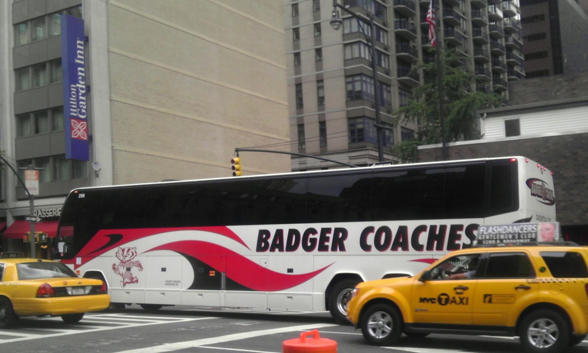 badger bus - wikipedia