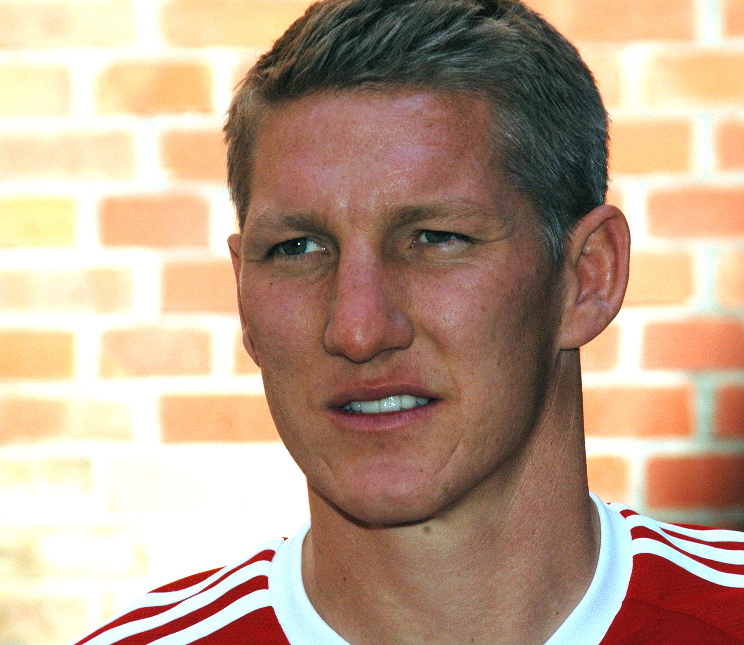The 36-year old son of father (?) and mother(?) Bastian Schweinsteiger in 2020 photo. Bastian Schweinsteiger earned a 14 million dollar salary - leaving the net worth at 50 million in 2020