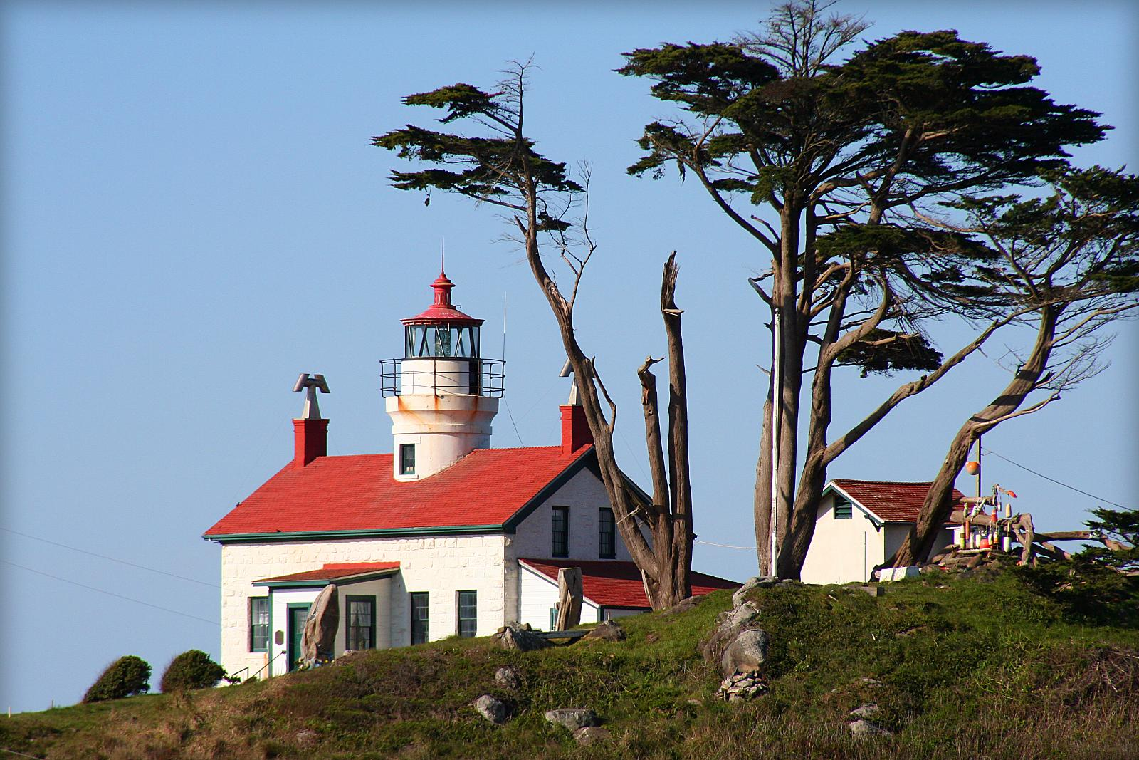File Battery Point Lighthouse Crescent City Ca Jpg