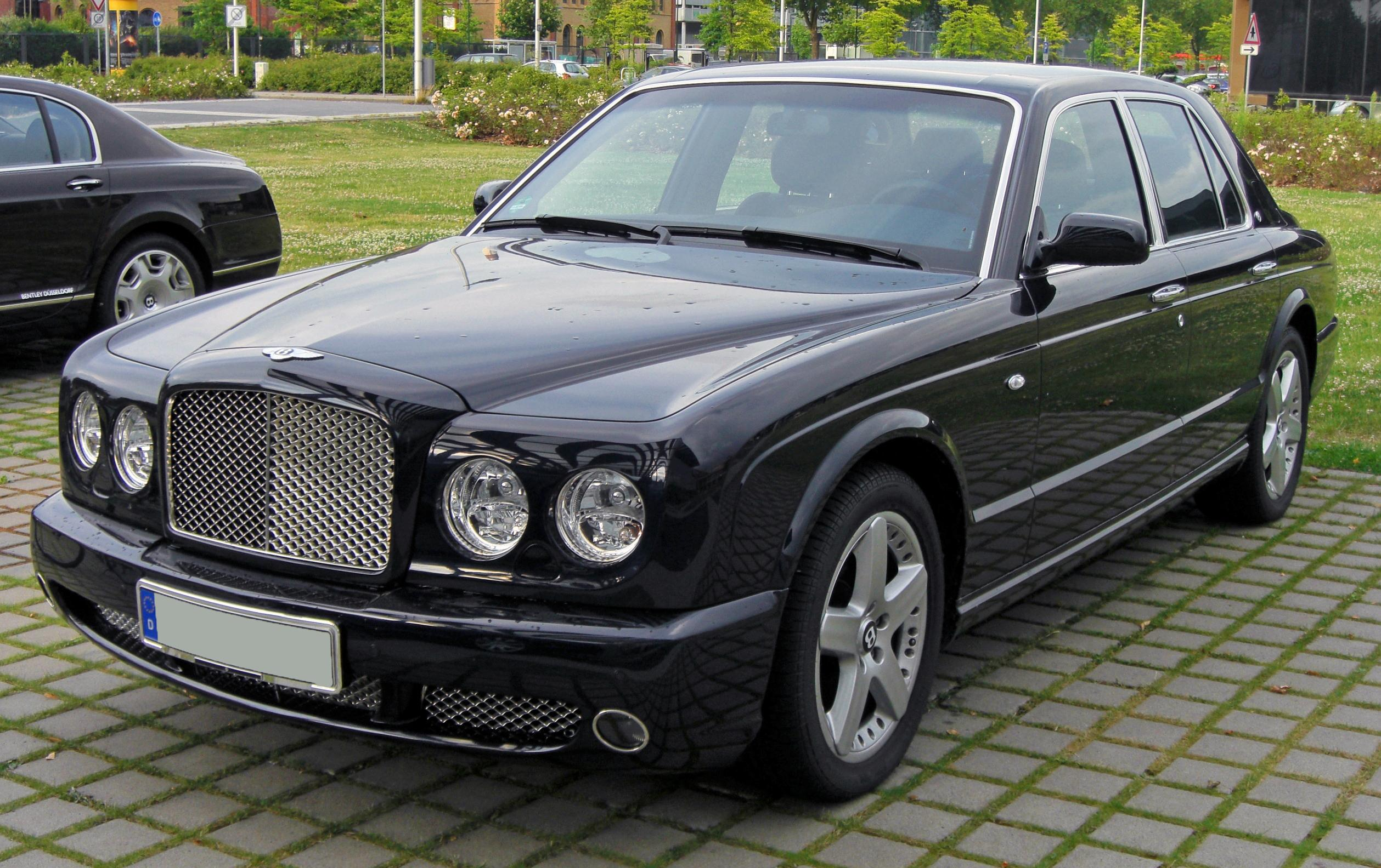 file bentley arnage t limited edition mariner no 3 of 6 20090706 front jpg wikimedia commons. Black Bedroom Furniture Sets. Home Design Ideas