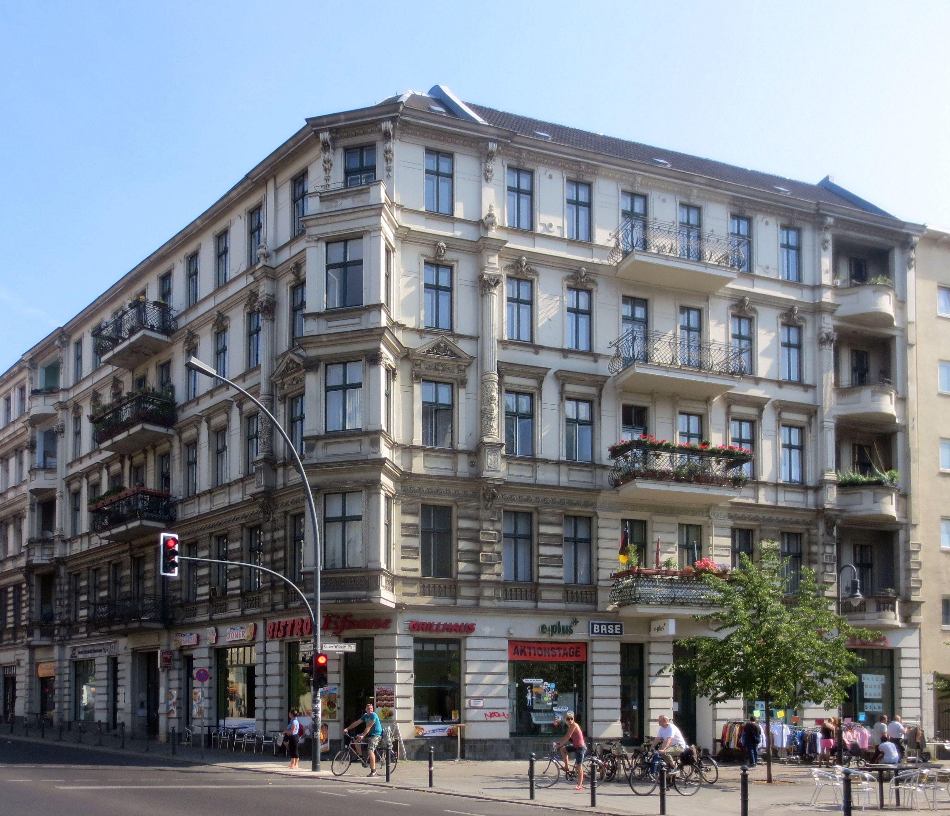 file berlin schoeneberg kaiser wilhelm platz 4 wikimedia commons. Black Bedroom Furniture Sets. Home Design Ideas