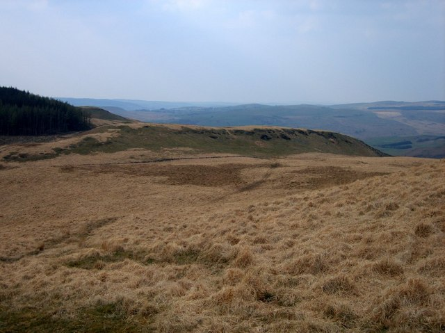 File:Berthgoed ridge - geograph.org.uk - 404328.jpg