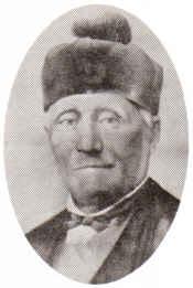 Tomás Bobadilla Dominican politician (1785-1871)
