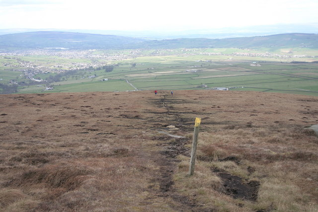 Boulsworth Hill - geograph.org.uk - 1238086