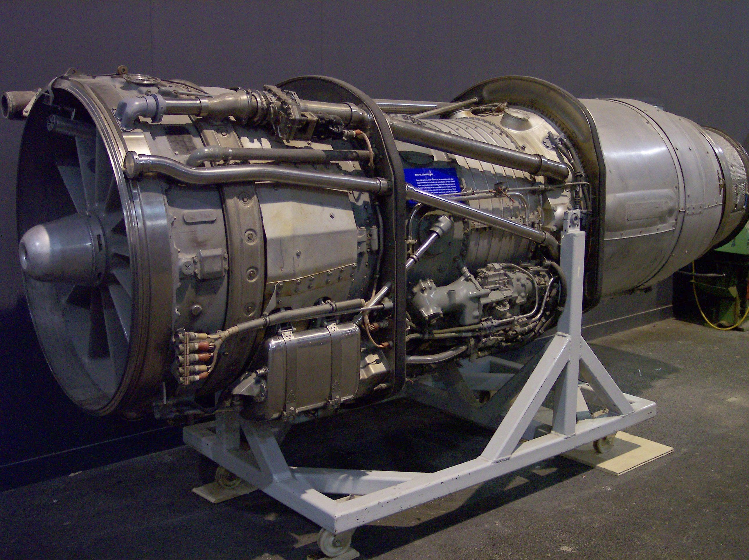 Rolls Royce Olympus Wikiwand