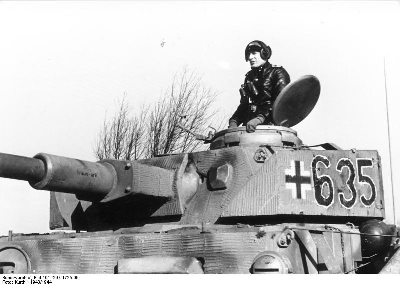 SS-Oberscharführer Terdenge