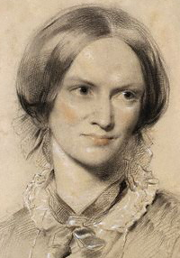 Picture of an author: Charlotte Bronte