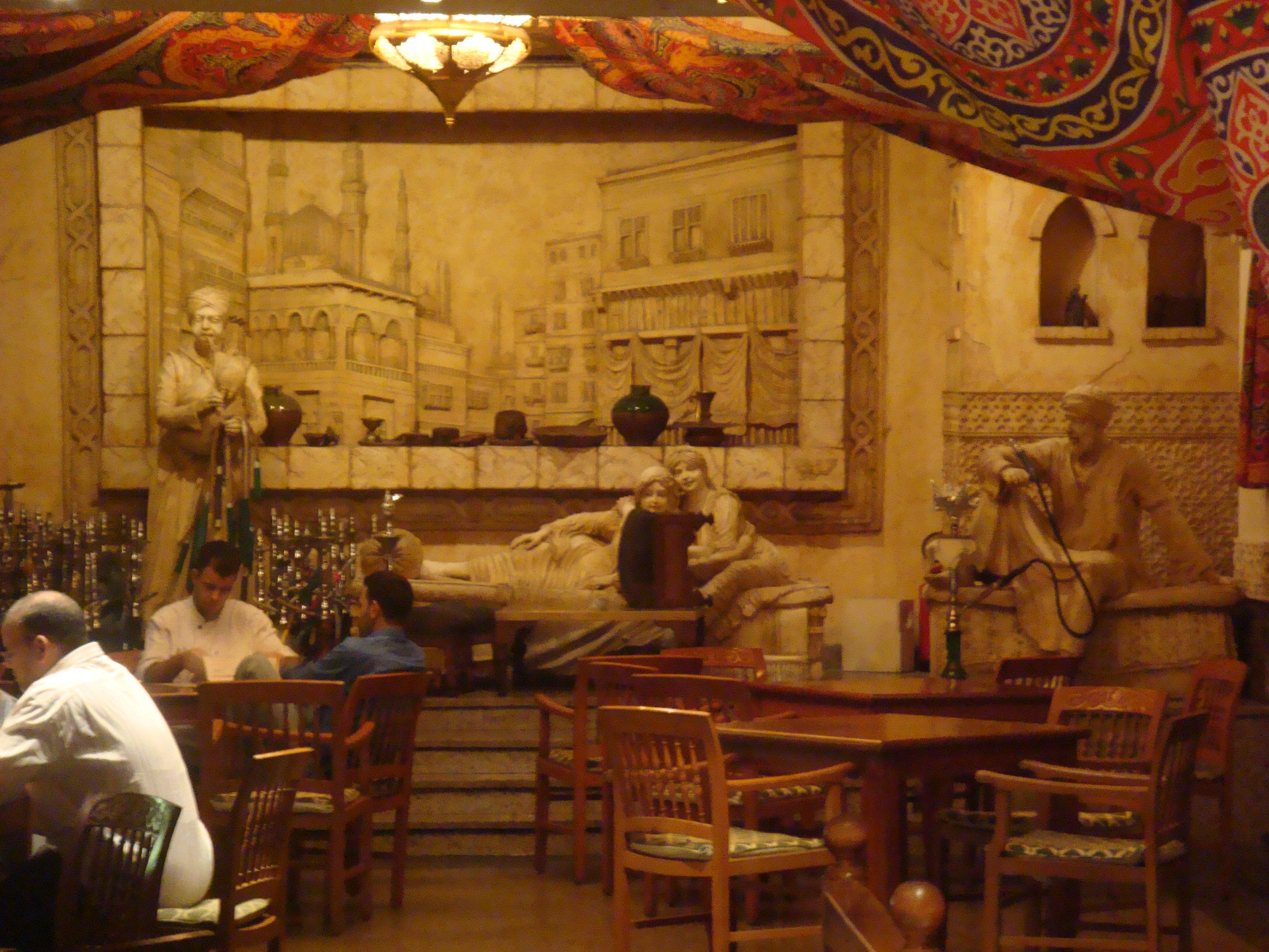 Casino egypt cafe