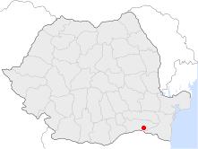 Location of Călărași