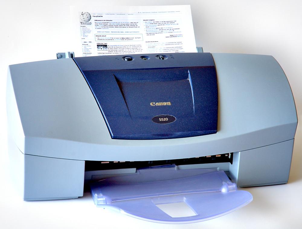 Impressora – Wikipédia, a enciclopédia livre c764e59cfd