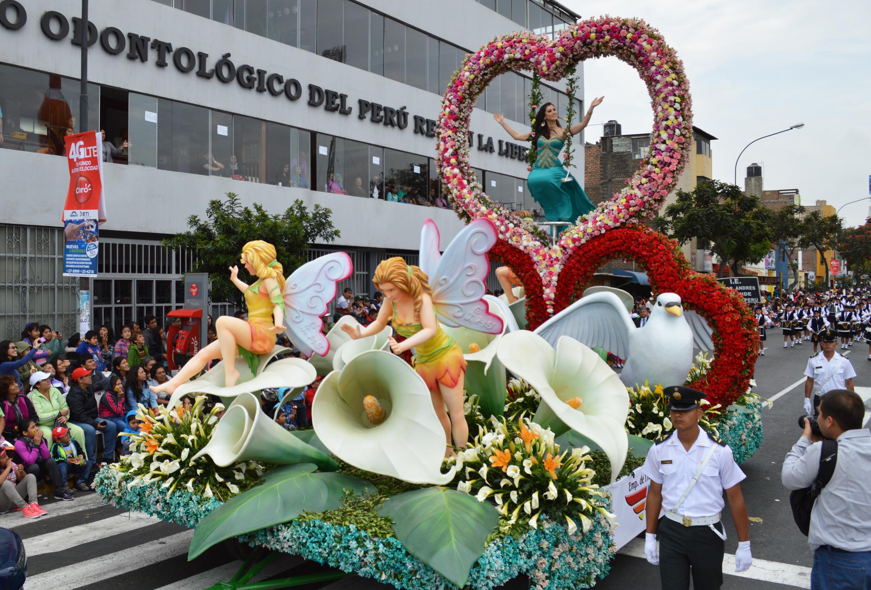 Festival Internacional de la Primavera de Trujillo - Wikiwand