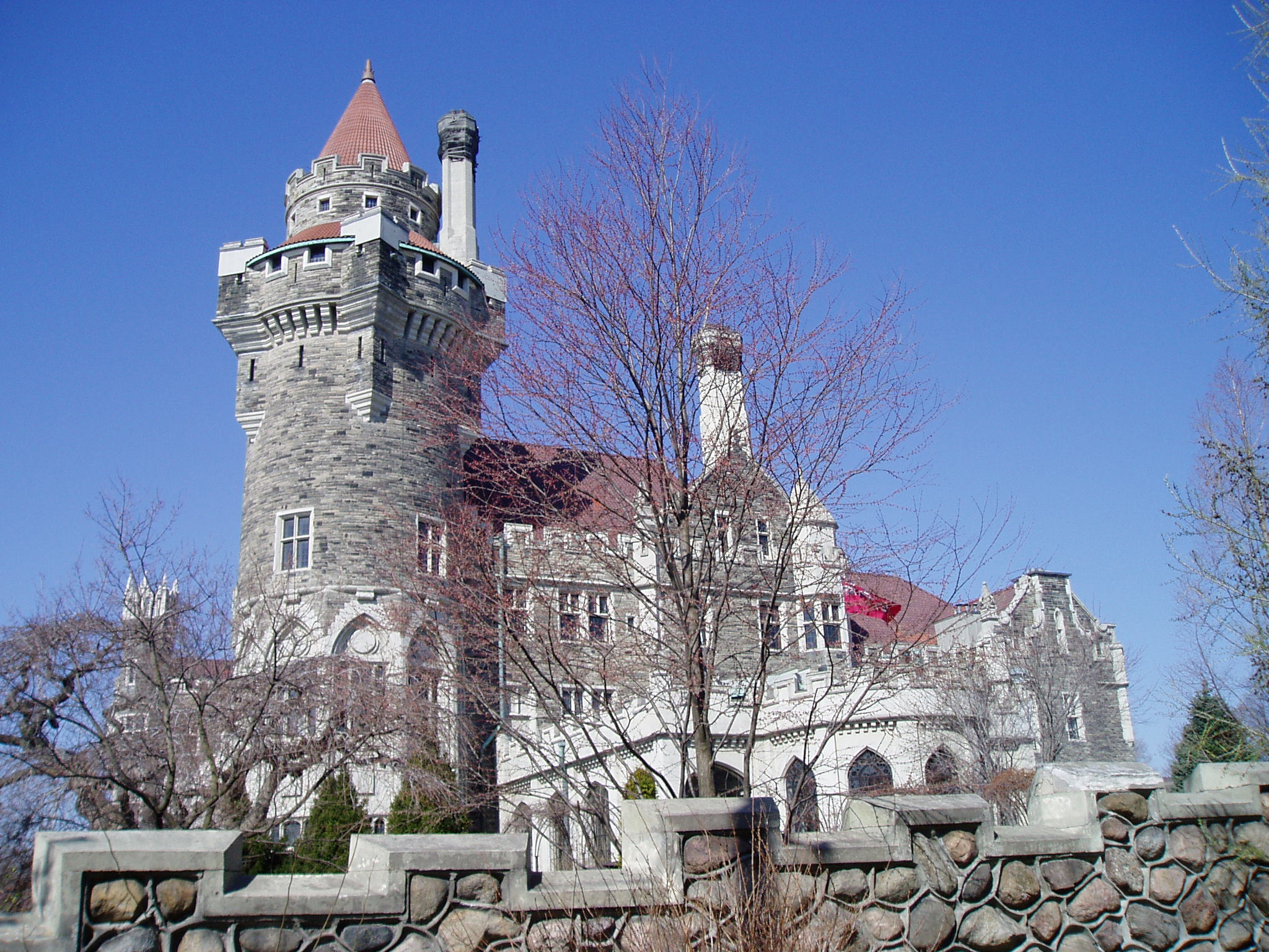 Beautiful Photos Of Casa Loma Toronto Places Boomsbeat