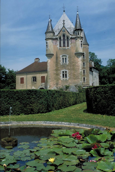 chateau de dortan