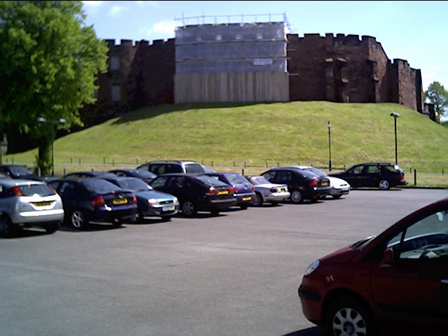 Chester Castle - geograph.org.uk - 10212